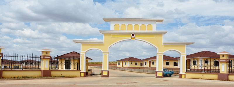 马拉维公务员住房项目