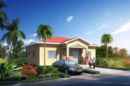 赞比亚恩多拉公务员住房项目