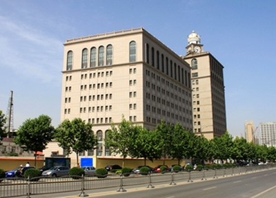 Attached Building of the Office Building of Bank of Communications Henan Branch at Zhengzhou