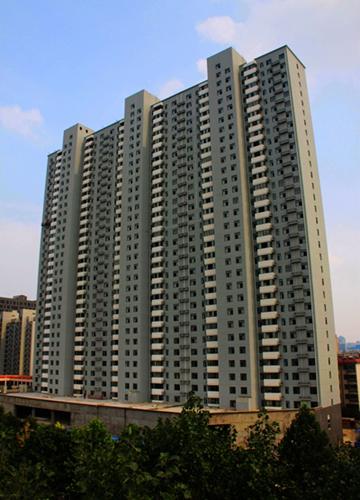 郑州牧业工程高等专科学校商住楼