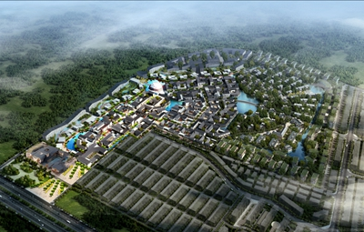 Baihui Cultural and Creative Industrial Park (815 mu)