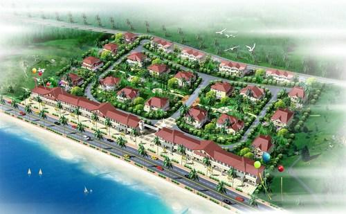 塞拉利昂西非k8凯发真人平台网海滨别墅项目图集